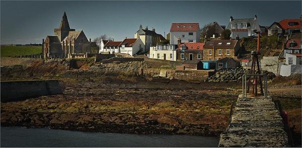 Low Tide, St Monans by MalcolmM