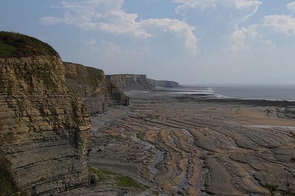 Southerndown Cliffs,Wales U.K by royd63uk