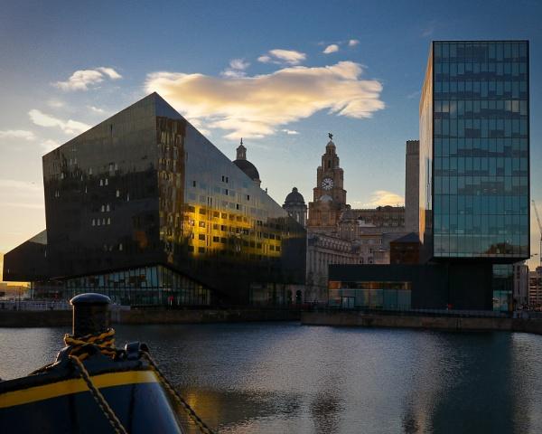 Liverpool, Albert Docks by minelab