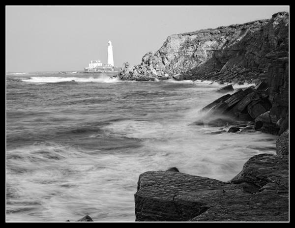 st marys lighthouse by ossca