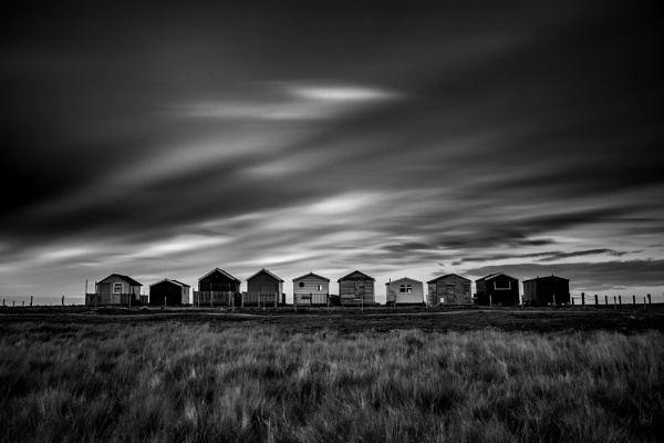 Huts by marwoods