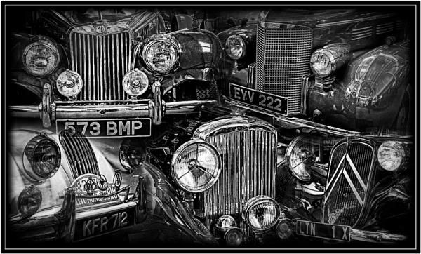 Vintage Chrome by PhilT2