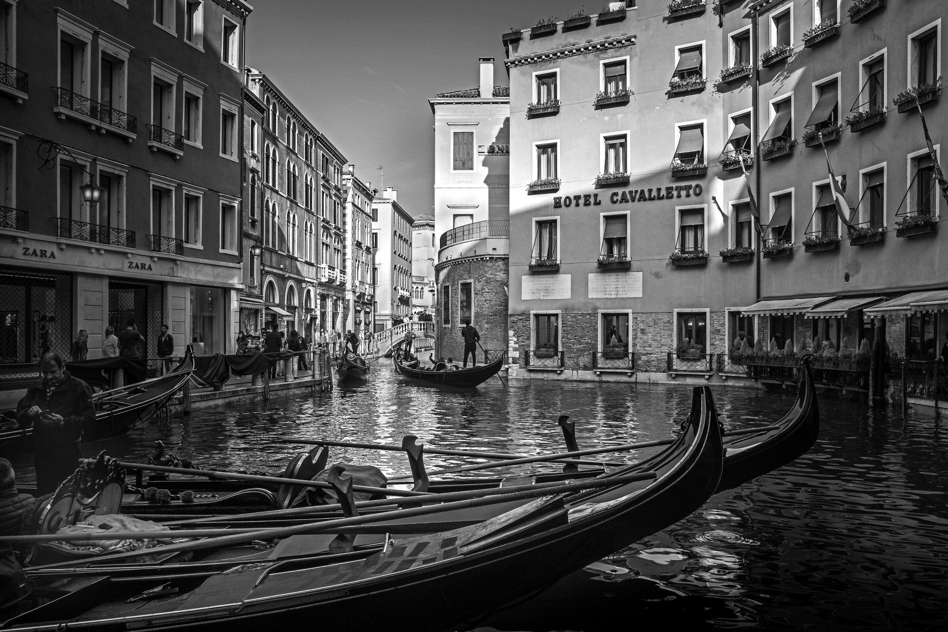Hotel Cavalletto Venice