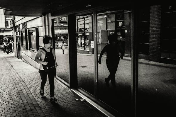 walking together by mogobiker