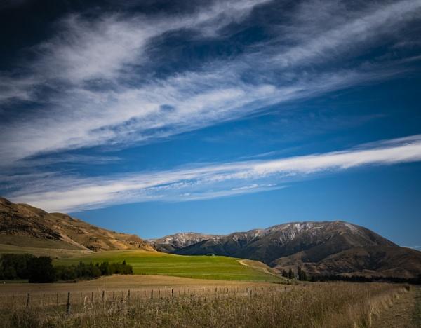 Landscape by Alain