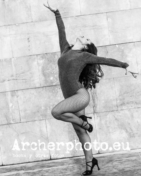 Andrea Vidaurre Dancing In The Street 7 by Archerphoto