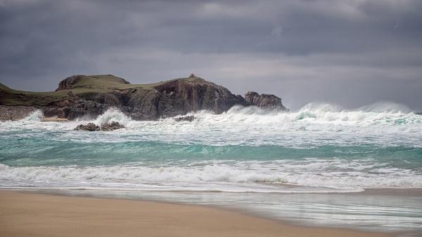 Atlantic Waves by Leedslass1