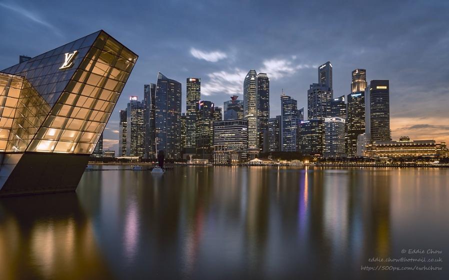 Singapore Downtown Core (II)