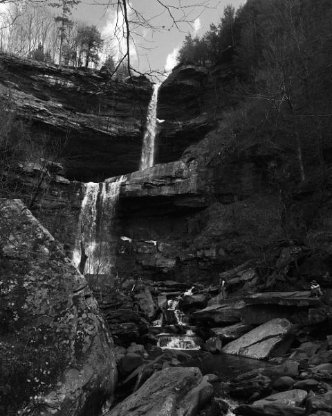 Kaaterskill Falls Upstate NY by Narvesen