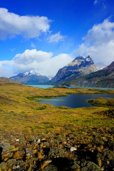 Landscape of Patagonia by ValJ000