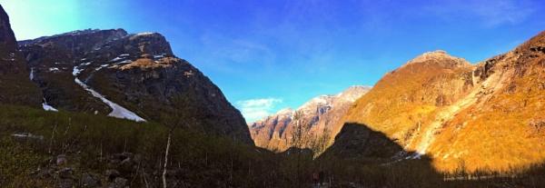 Loen, Nordfjord, Norway - A walk to Kjenndel Glacier by miptog