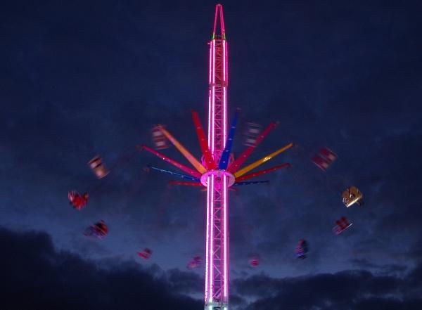 Knutsford Fairground by Kako