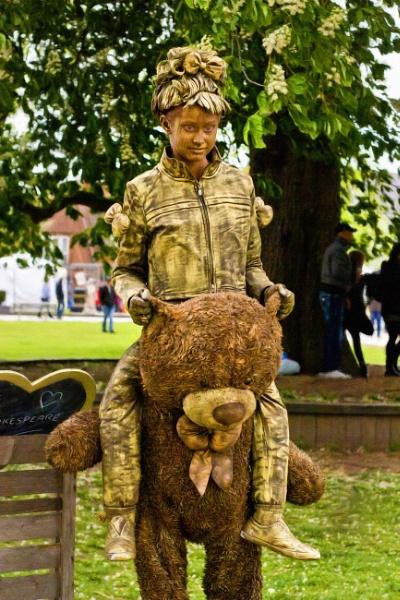 Bear back rider! by happysnapperman