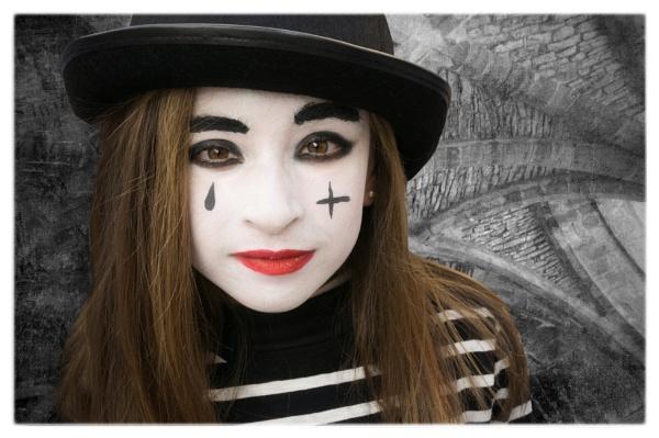 Pierrot by NEWMANP