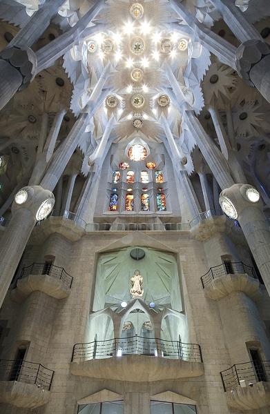 Sagrada Familia by martinl