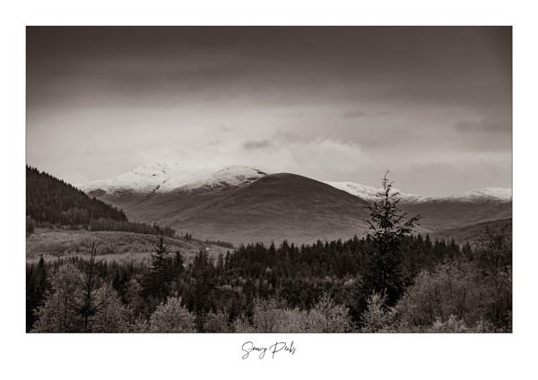 Snowy Peaks by NDODS