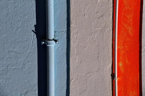 Walls & ideas... by Chinga