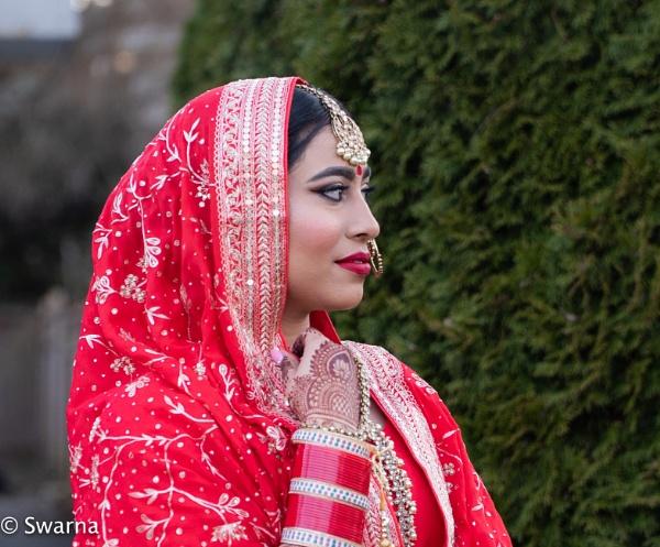 Indian Bride ... by Swarnadip