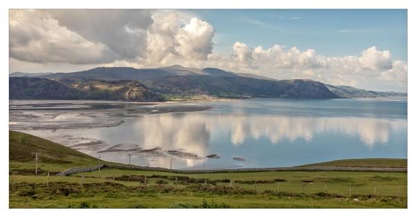 Looking Towards Snowdonia by DicksPics
