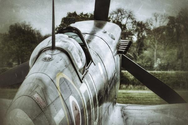Spitfire Mk.Vc by CanonMan