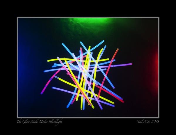 The glow sticks by NeilMac57