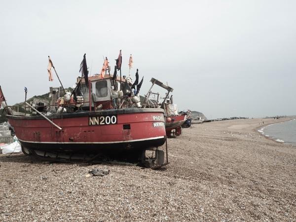 Hastings Beach 03 by AgeingDJ
