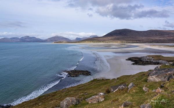 Receding Tide... by Scottishlandscapes