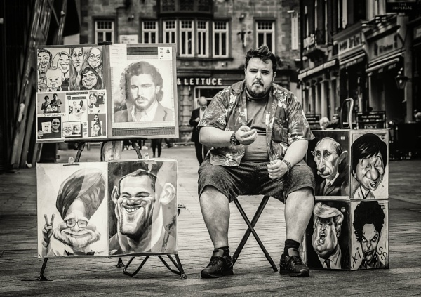 portrait maker by mogobiker