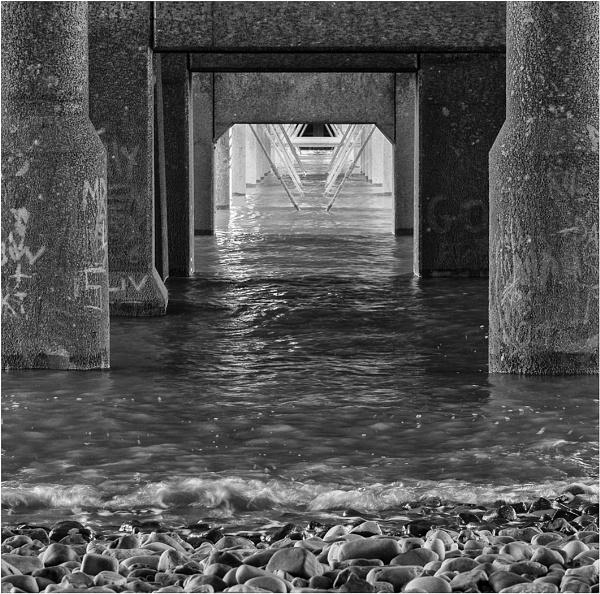 Under The Pier by Trish53