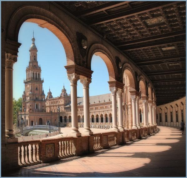 Plaza de Spain by BigAlKabMan