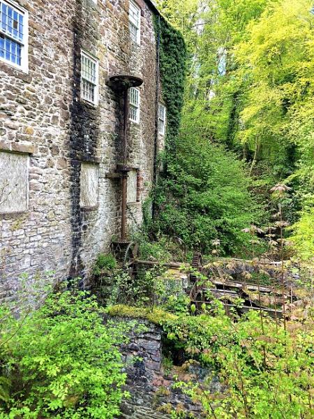 Old Mill by davyskid