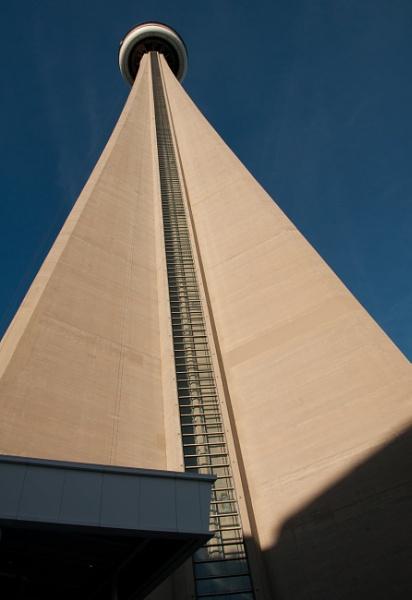 Skytower - Toronto by barryyoungnz