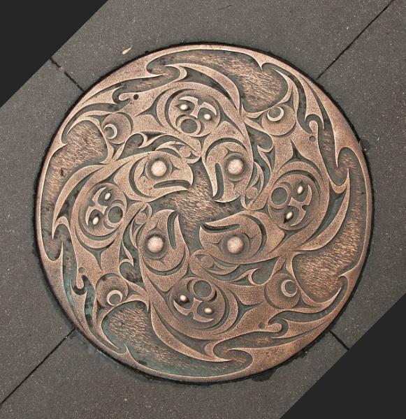 First Nation Art - Bronze by barryyoungnz