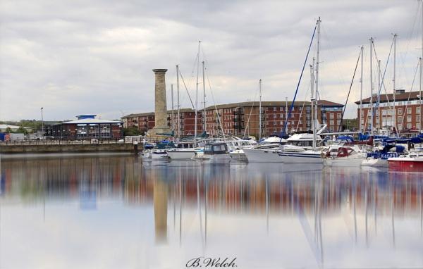Hartlepool Marina by shedhead