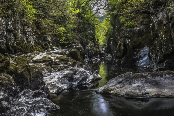 Fairy Glen, Betws-y-Coed by MalcolmS