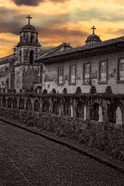 La catedral de patzcuaro by nikonf5