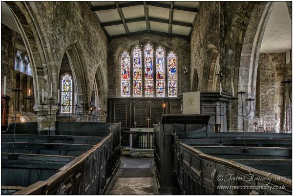 Holy Trinity Church, Goodramgate by TrevBatWCC