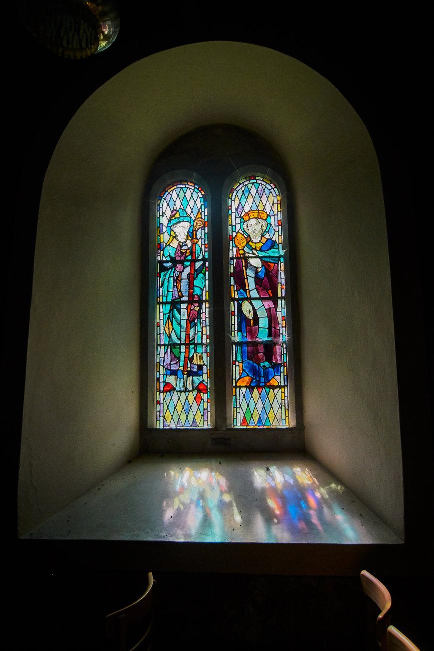 St David's Church Caldey