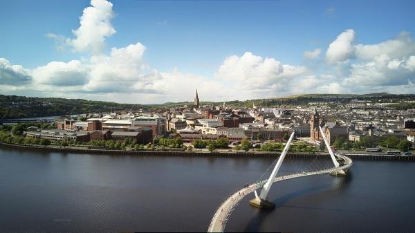 Derry - Londonderry - N.Ireland by atenytom