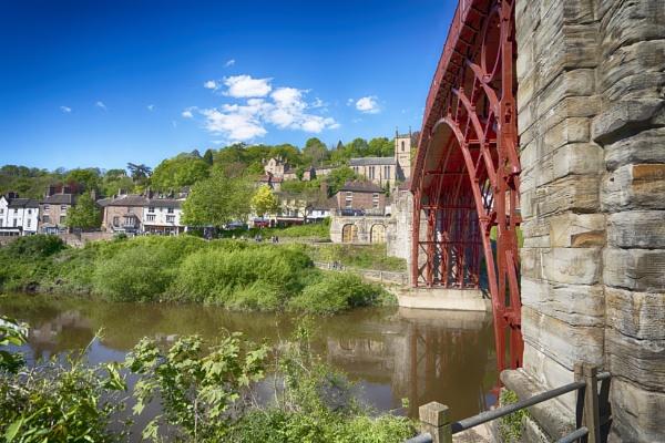 The Ironbridge by gbukwolfie