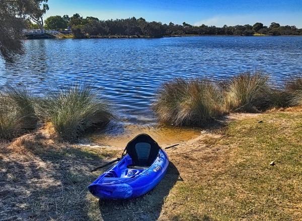 Kayak. by WesternRed