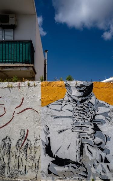 street art #2 by echoschall