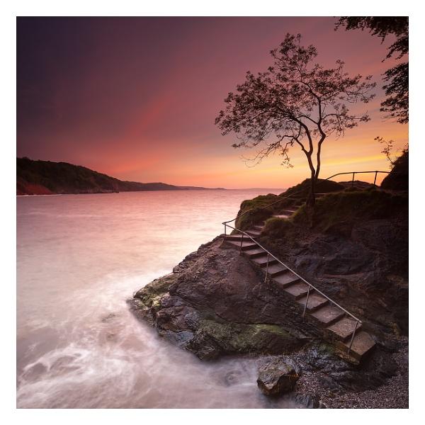 Crimson Coast by PictureDevon