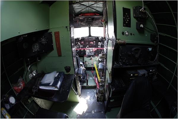 Dakota Flight Deck by johnriley1uk