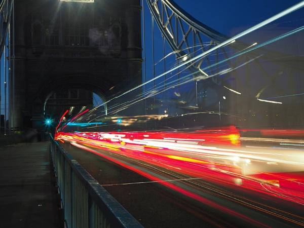 TB05: Light Trails by AgeingDJ