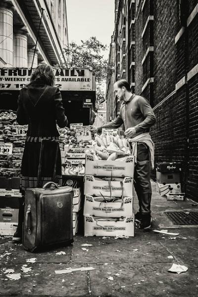 fruit seller by mogobiker