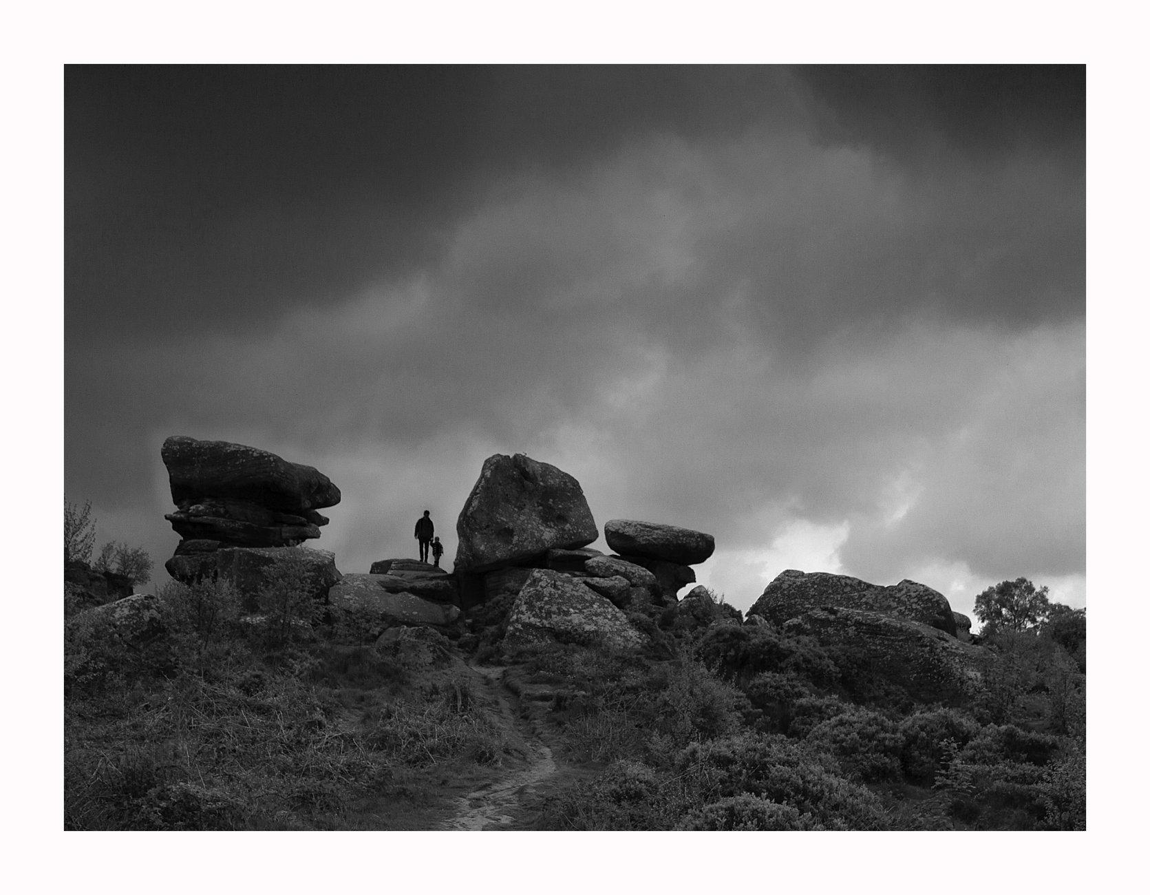 *Brimham Rocks*