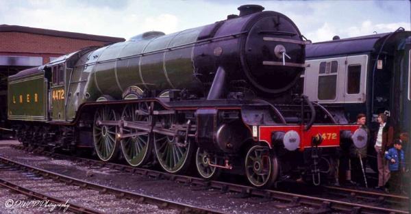 LNER 4472 by enneo
