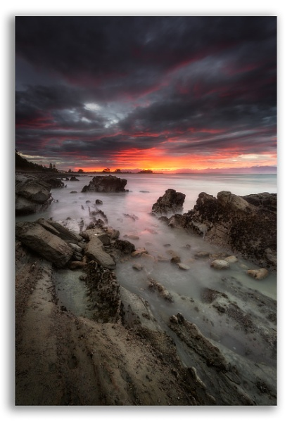 Nelson Seascape, New Zealand by surelyknott