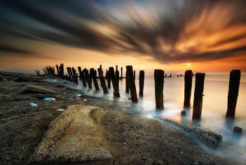 Coastal Ruins